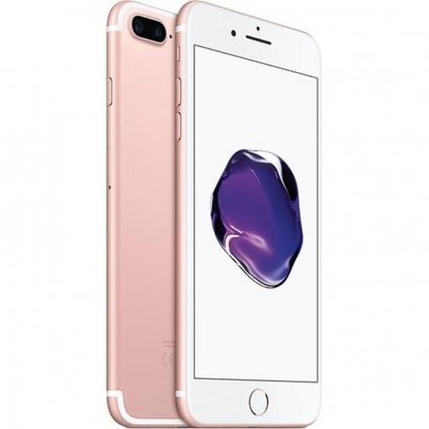 32 GB Rose Iphone 7 Mint and Unlocked