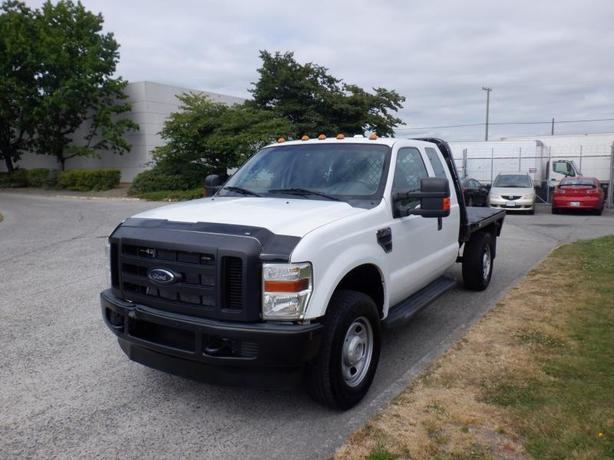 2010 Ford F-350 SD Flat Deck 8 Foot SuperCab 4WD