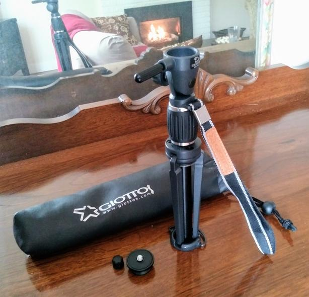 Giottos Tripod and Accessories