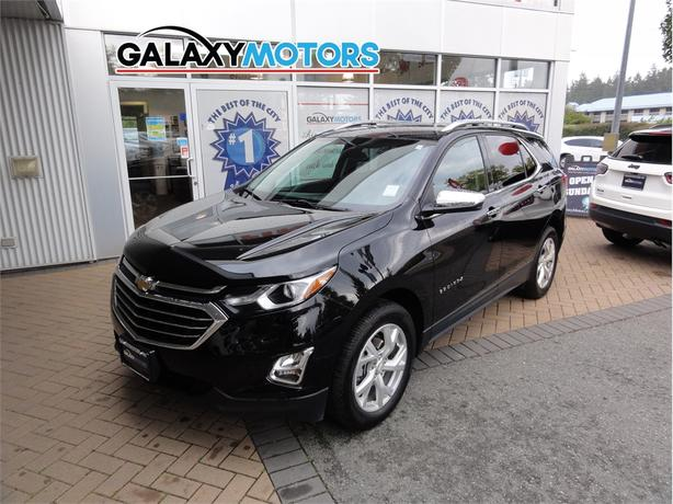 2020 Chevrolet Equinox PREMIER - Leather, Backup Cam, Heated Seats
