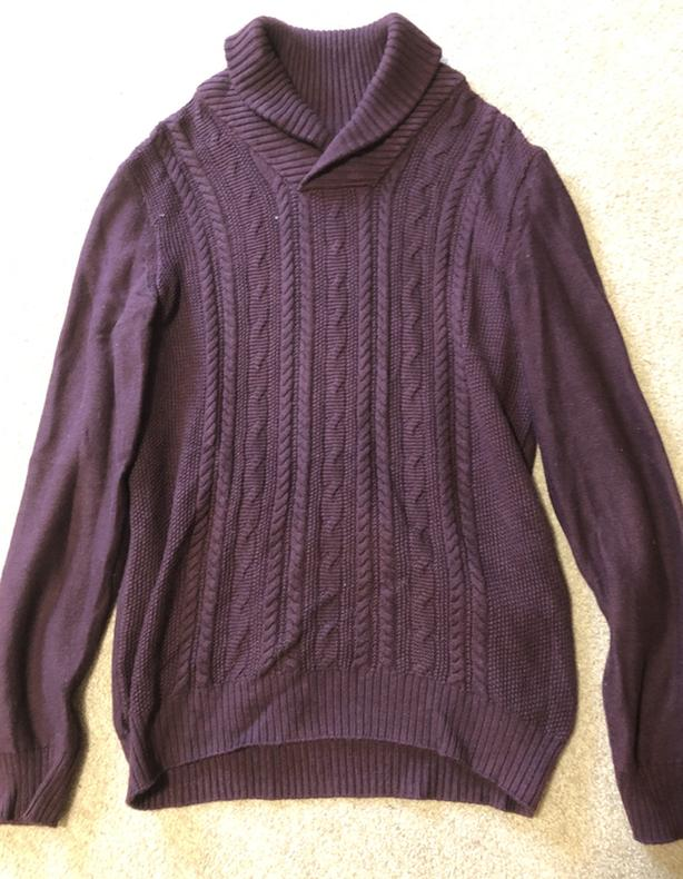 RW&CO mens sweater - medium