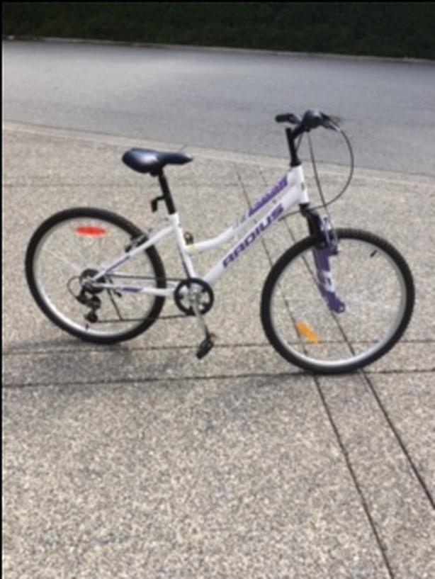 Like New Girl's Bike