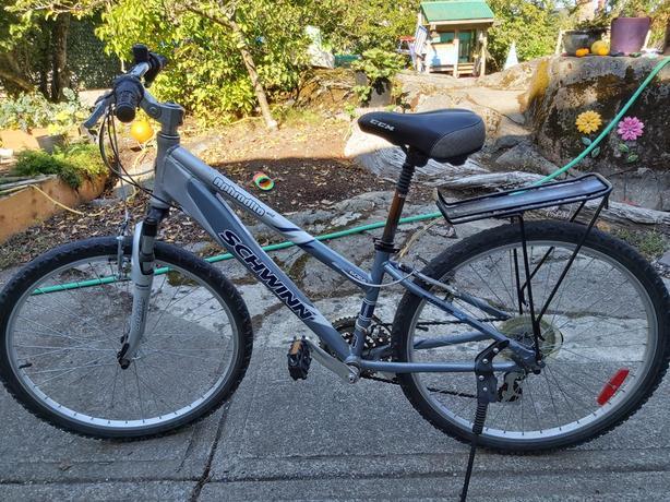 Lady's Schwinn City bike