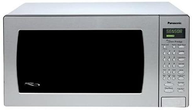 """Like New"" Panasonic Microwave"