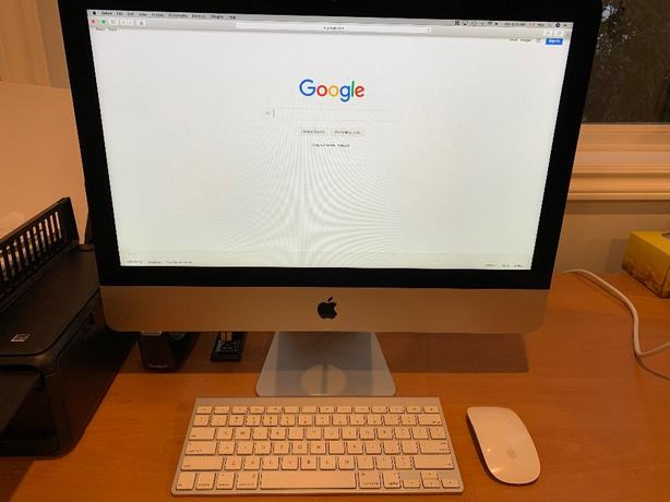 "Apple iMac 21.5"", Late 2012, Core i5 2.9 GHz"