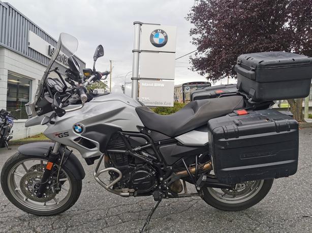 2013 BMW F700GS