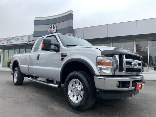 Used 2008 Ford F-350 FX4 4WD DIESEL LB TUNED DELETED ONLY 148KM Truck Super Cab