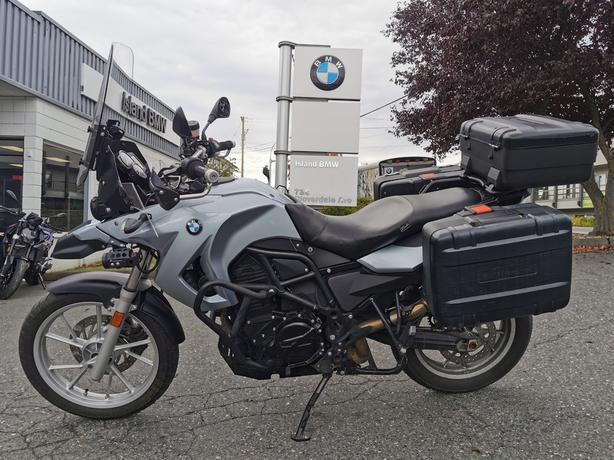 2008 BMW F650GS