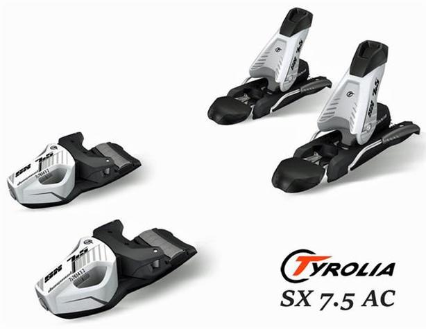 Ski Bindings ~ Tyrolia SX 7.5 AC