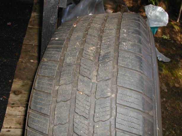 Michelin LTX 2 M&S 265 65 17