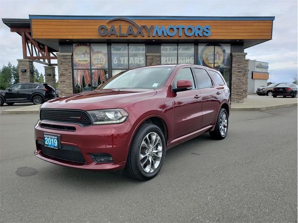2019 Dodge Durango GT - AWD, 7 Passenger, Leather Interior, Navigation