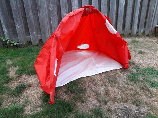 FREE: Ikea tent
