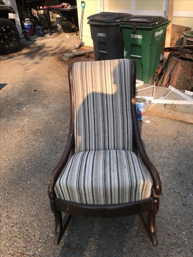 FREE: rocking chair