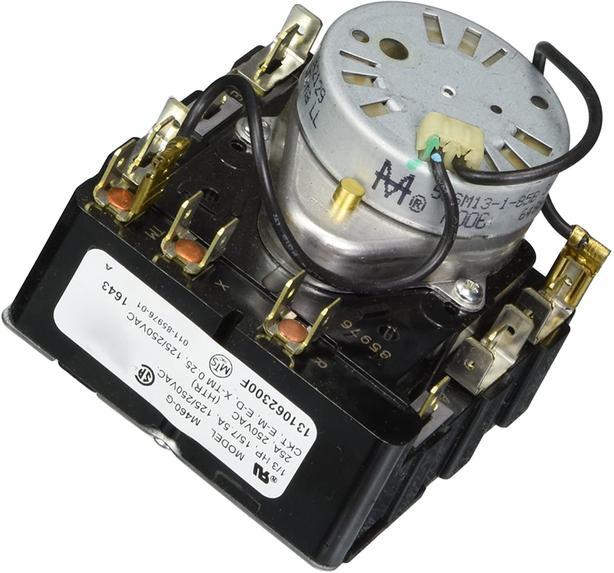 Electrolux 131062300 Timer - Dryer - New