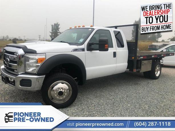 2012 Ford F-550 Super Duty DRW