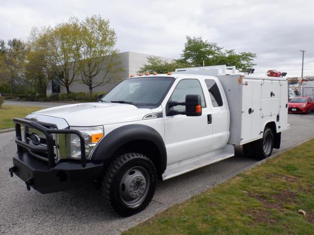 2013 Ford F-450 SD Service Truck SuperCab Dually  4WD