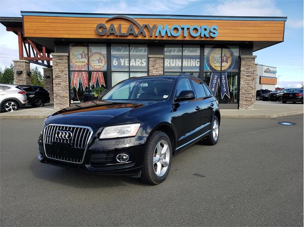 2016 Audi Q5 2.0T KOMFORT - AWD, Heated Front Seats, Bluetooth