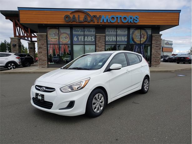 2015 Hyundai Accent GLS - Heated Front Seats, Bluetooth, USB