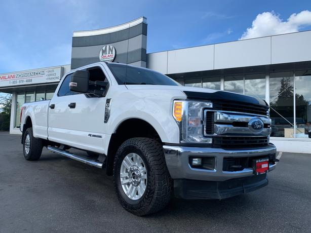 Used 2017 Ford F-350 XLT FX4 4WD LB DIESEL POWER SEAT REAR CAMERA Truck Crew Cab