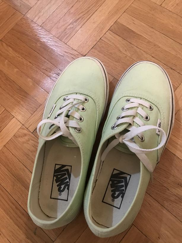 Vans Canvas shoes
