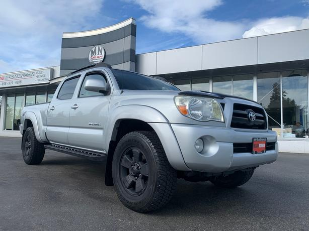 Used 2006 Toyota Tacoma TRD SPORT 4WD 4.0L V6 AUTOMATIC ONLY 107KM Truck Double-