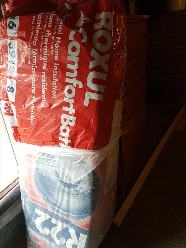 FREE:   roxul insulation