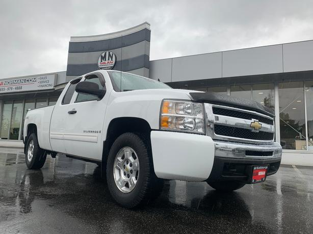 Used 2009 Chevrolet Silverado 1500 LT 4WD 5.3L V8 POWER SEAT A/C ONLY 184KM Truc
