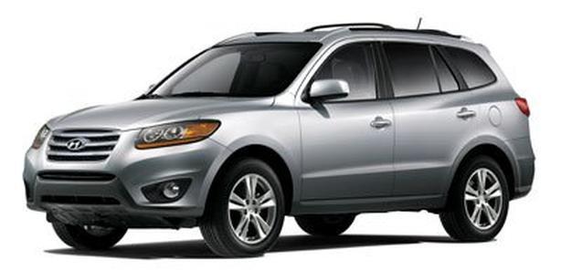 Pre-Owned 2012 Hyundai Santa Fe GL AWD Sport Utility