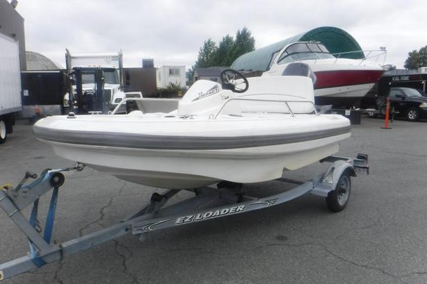 2001 Boston Whaler Tender 12 Foot Boat Impact 12