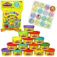 Play-Doh Party Bag 2 Lot of 15 (30) 1-Ounce Fun-Size Cans Great Party Favors NEW