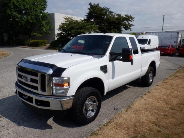 2009 Ford F-250 XLT SD SuperCab 6.5 Foot Bed 4WD