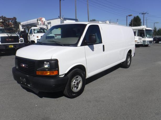 2013 GMC Savana G2500 Extended Cargo Van