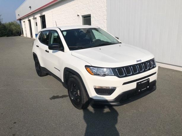 Used 2018 Jeep Compass 4x2 Sport 4x2 SUV
