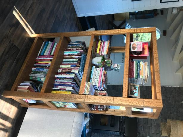 Wood Book Case~Pier 1