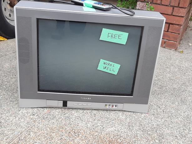 FREE: Older Television