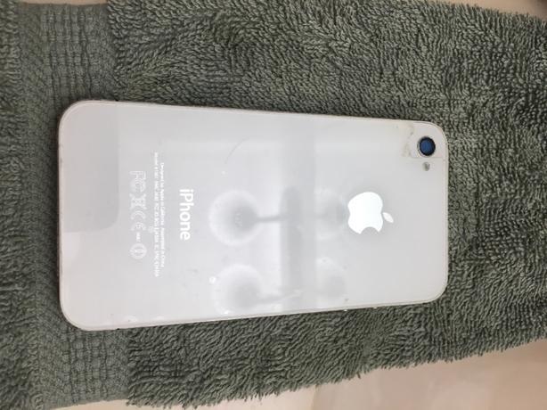 White iPhone 4s