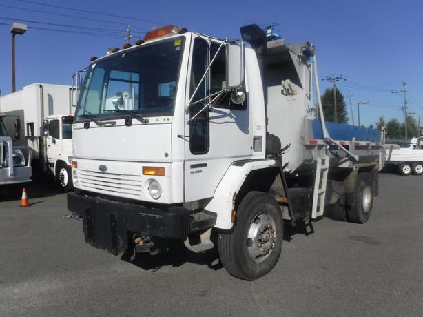 2002 Sterling SC7000 Dump Truck Air Brakes Diesel