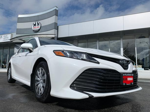 Used 2019 Toyota Camry LE 2.5L 4CYL POWER GROUP A/C REAR CAMERA Sedan