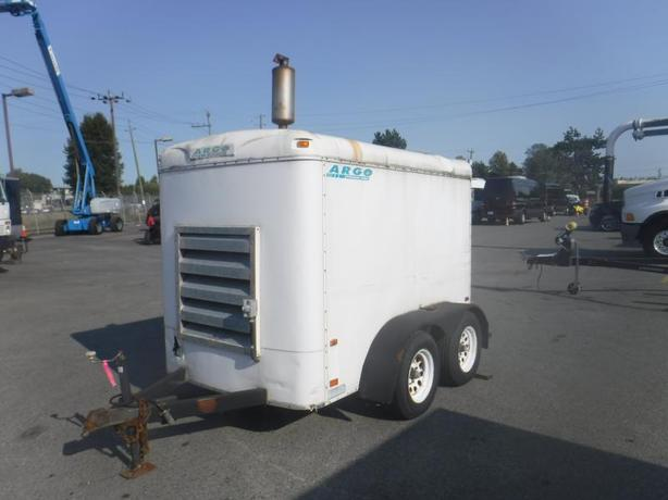 2000 Argo 25 KW Generator Diesel Trailer