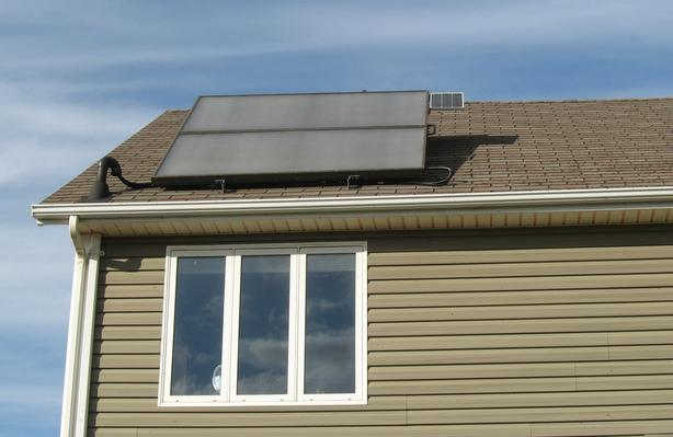 Solar Domestic Hot Water System