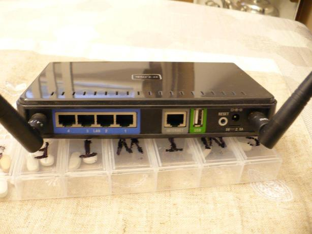 D-Link DIR-628 Wireless Router