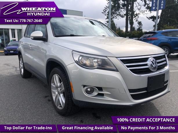 2010 Volkswagen Tiguan - $97.78 /Wk
