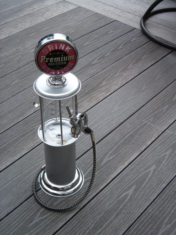 drink dispenser premium liquor station ,