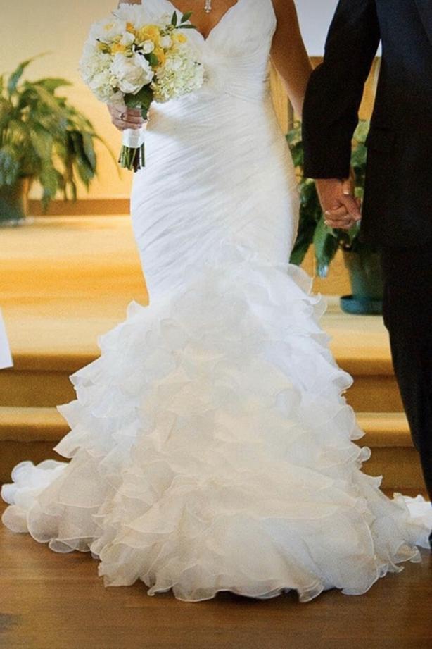 Pronovias Galante Wedding Dress