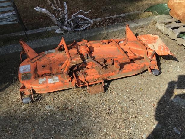 Kubota RC60 72h Mower