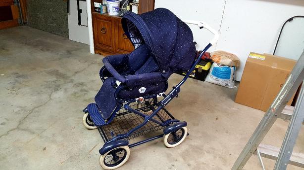Perego Baby Stroller