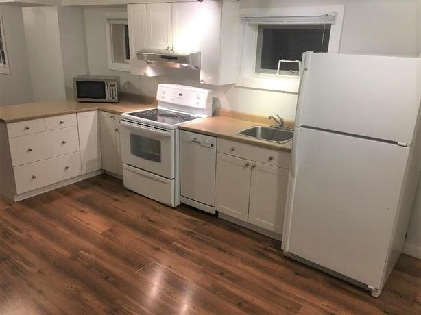 Newly Renovated 2 Bed Suite