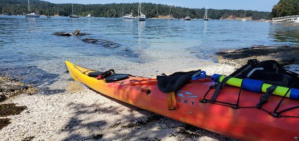 Necky Chatham 17 Sea Kayak