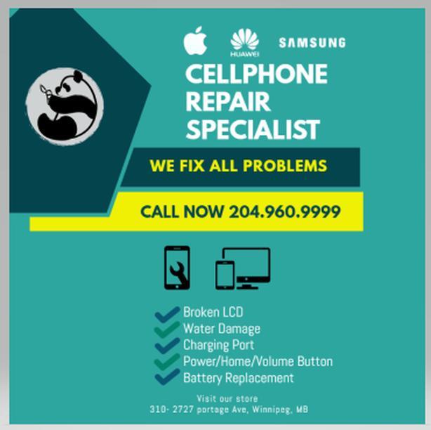 【FREE DIAGNOSTIC】COMPUTER REPAIR/CELLPHONE REPAIR