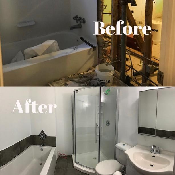 General contractor/Renovation services/remodeling/handyman